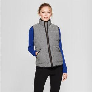 A New Day herringbone puffer vest Brand new